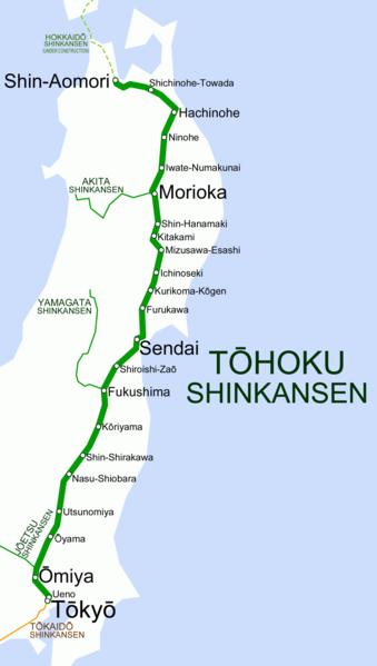 339px-Tohoku_Shinkansen_map