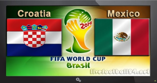 GroupA Croatia-vs-Mexico