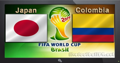 GroupC Japan-vs-Colombia