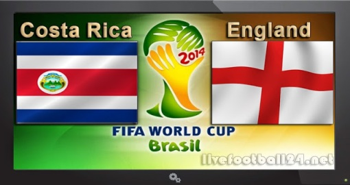 GroupD Costa-Rica-vs-England