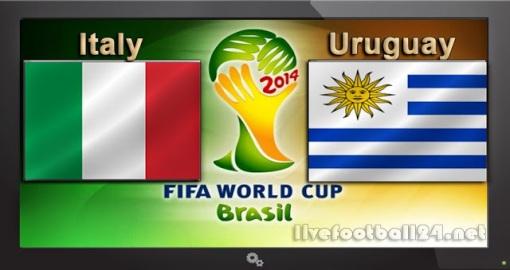 GroupD Italy-vs-Uruguay