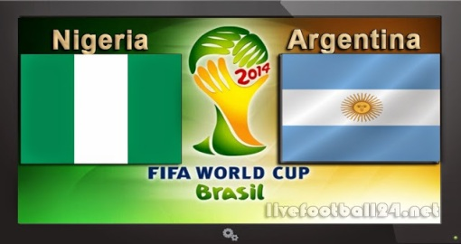 GroupF Nigeria-vs-Argentina