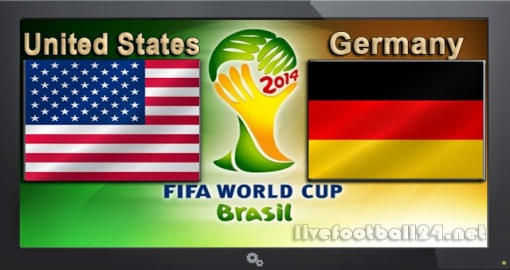 GroupG United-States-vs-Germany